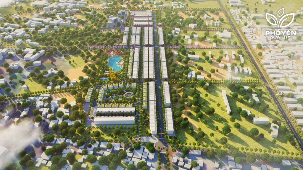 Lô ngoại giao dự án Newcity mặt đường 24m vị trí đẹp